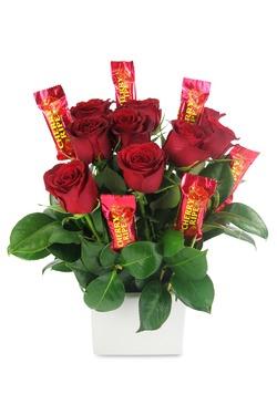 Cherry Roses