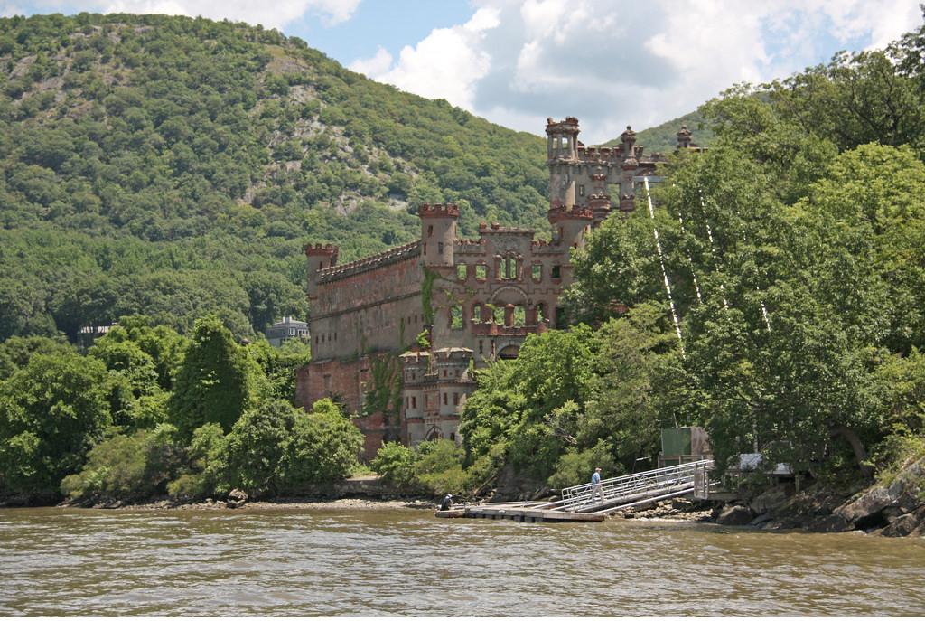 Bannerman Island Castle