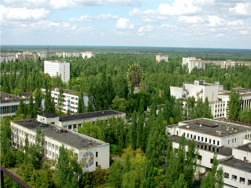 Chernobyl and Pripyat 1