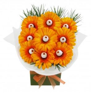 Halloween flowers 3