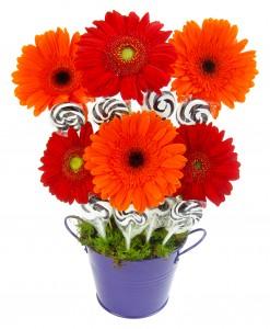 Halloween flowers 5