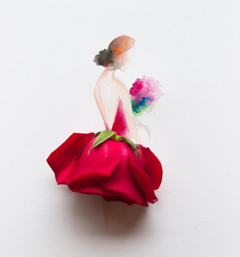 Limzy Red Rose