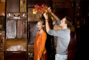 Floral Hairpieces – Behind the scenes with the DK team