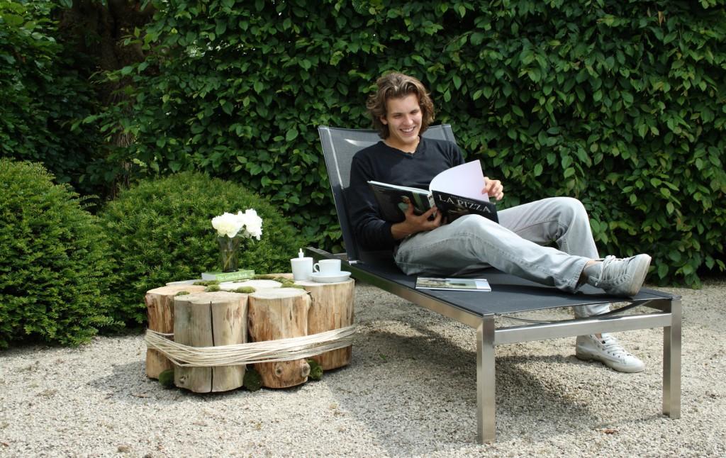 DK Dennis Kneepkens interior design stool trunks
