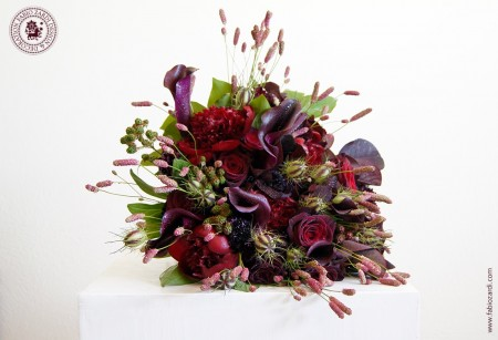 Floral art design by Fabio Zardi ©