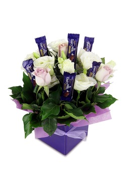 Roses and Choc