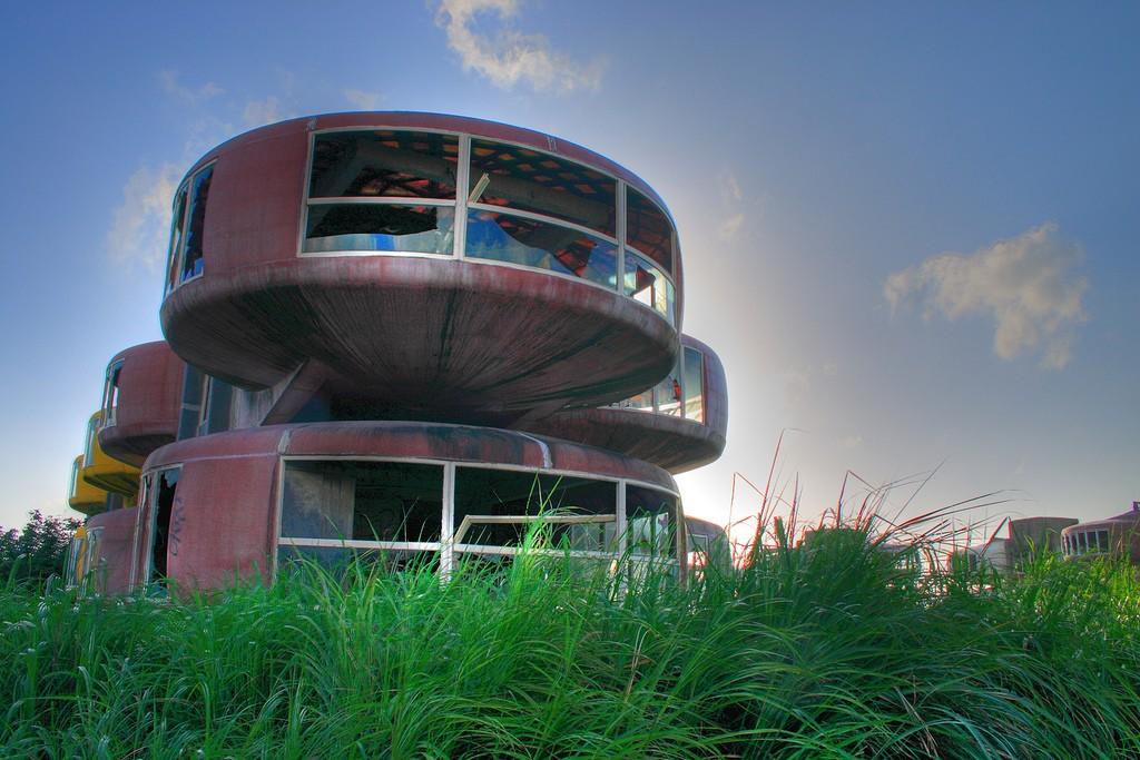 Ufo Houses
