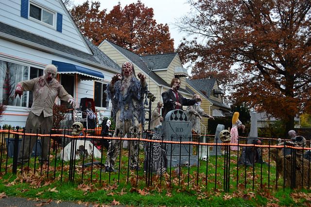 Halloween Dead