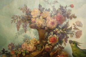 Louis XVI Flower Arrangement