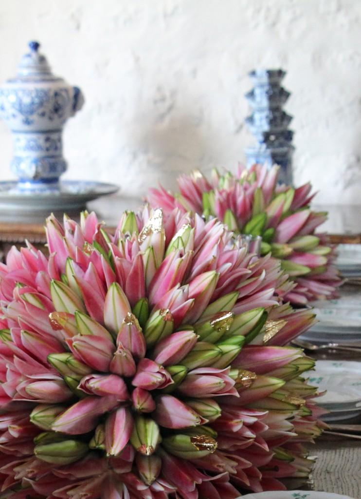 DK Dennis Kneepkens floral installation Leeds Castle 3