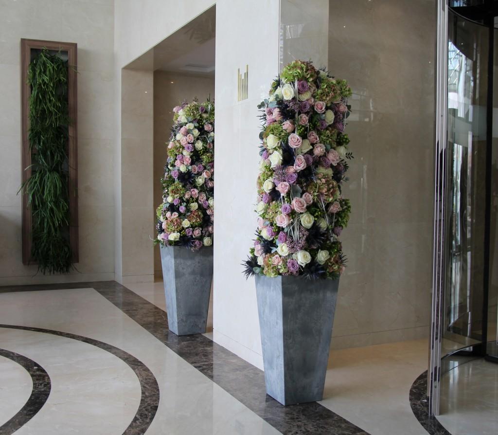 DK Dennis Kneepkens Floral Design Iraq 2