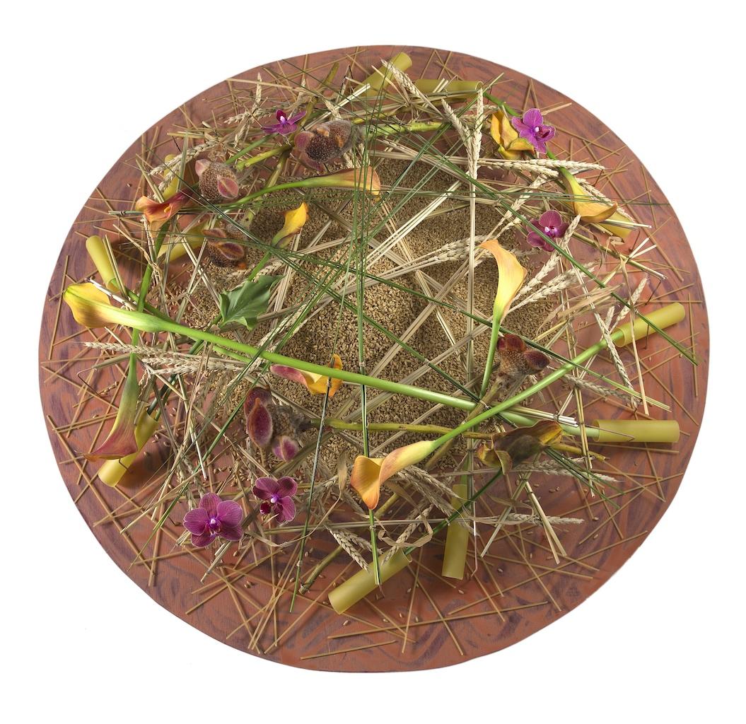 Mark Pampling Floral art